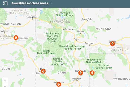 AvailableIdahoFranchises
