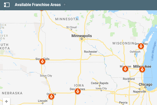 Iowa Franchises Available