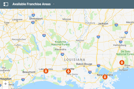 LouisianaRestorationFranchises